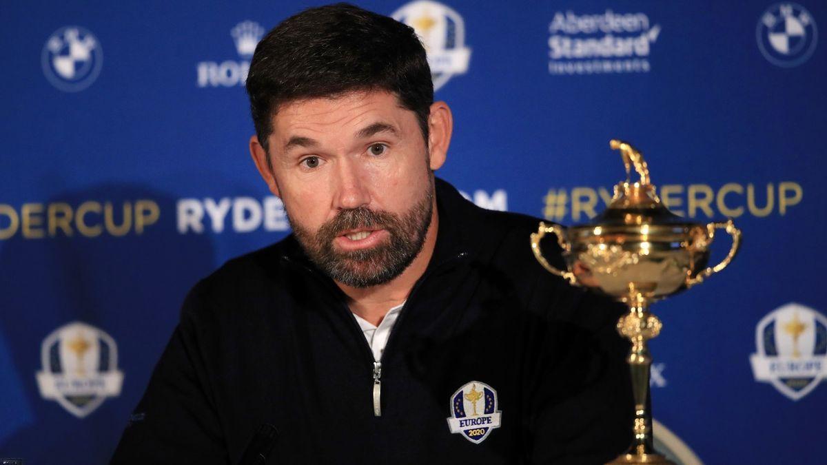Ryder Cup betting: Harrington gets skippers job