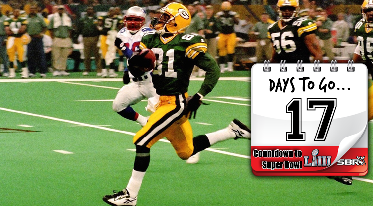 17 Days Until Super Bowl LIII: Howard's Sensational Return Clinches Packers' Win