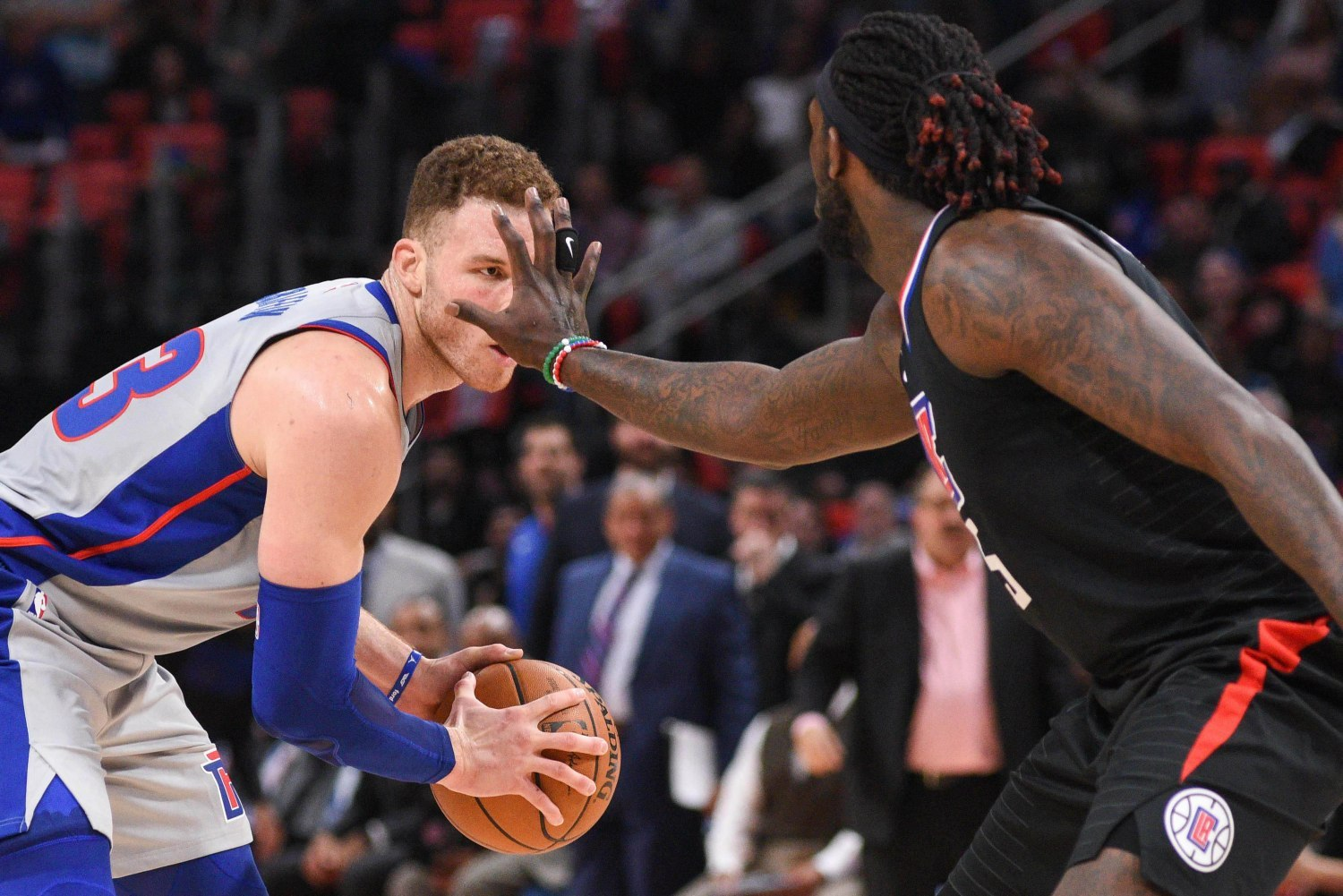Pistons-Clippers: Matinee Homecoming For Blake Griffin Saturday