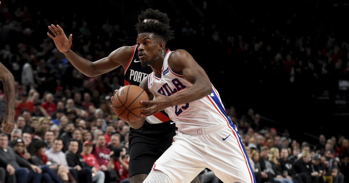 Wolves-76ers: Jimmy Butler Faces Former Team For First Time