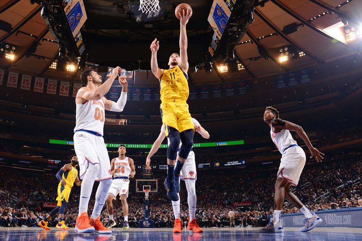 I Can See For Myles: Take 'Over' ForPacers-Knicks