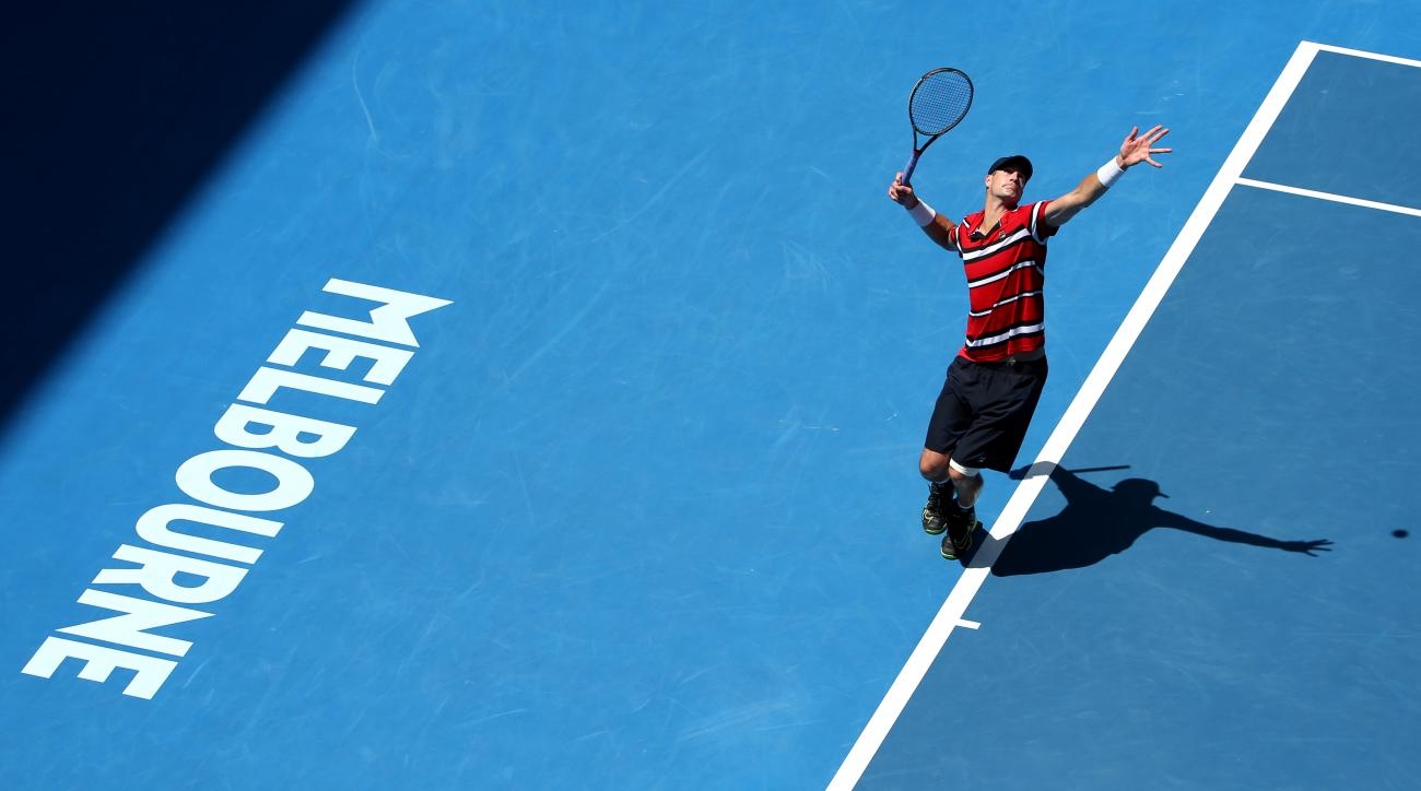 Opelka And Isner To Make History At The Australian Open Day 1