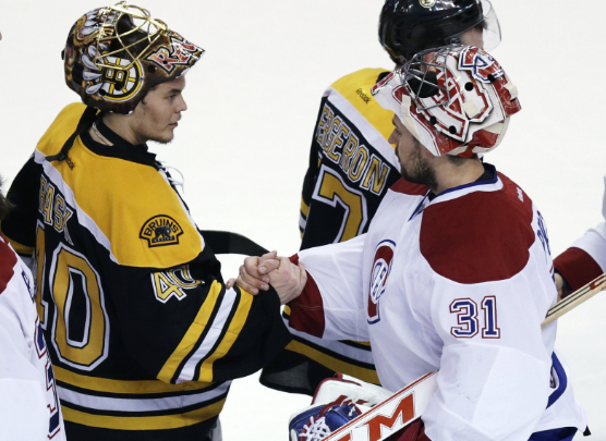 Goalies Will Shine In Low-Scoring Game When Bruins Host Canadiens