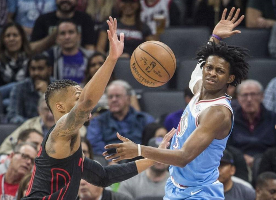 Kings Hoping To Defend Home Court Against Tired Blazers