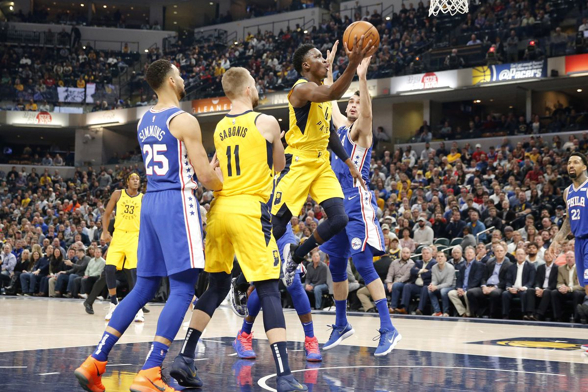 76ers-Pacers: Indianas Home Dominance Will Be Restored