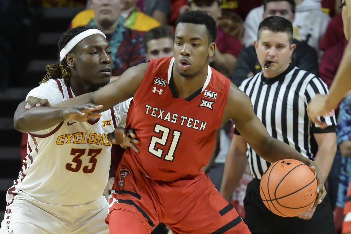 Cyclones Stir Up Cover At No. 8 Red Raiders In Big 12 Action