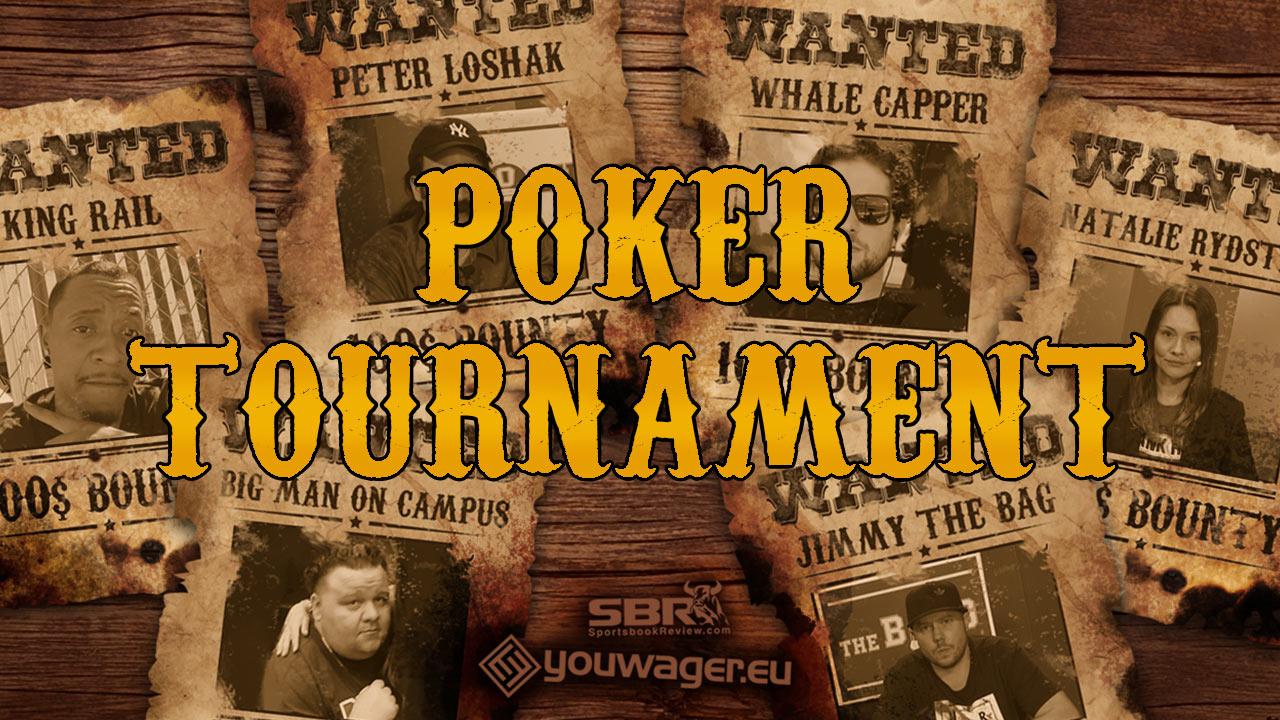 Free $1500 Poker Tournament Tonight: Cash Prizes, Bounties & Plenty of Trash Talkin'