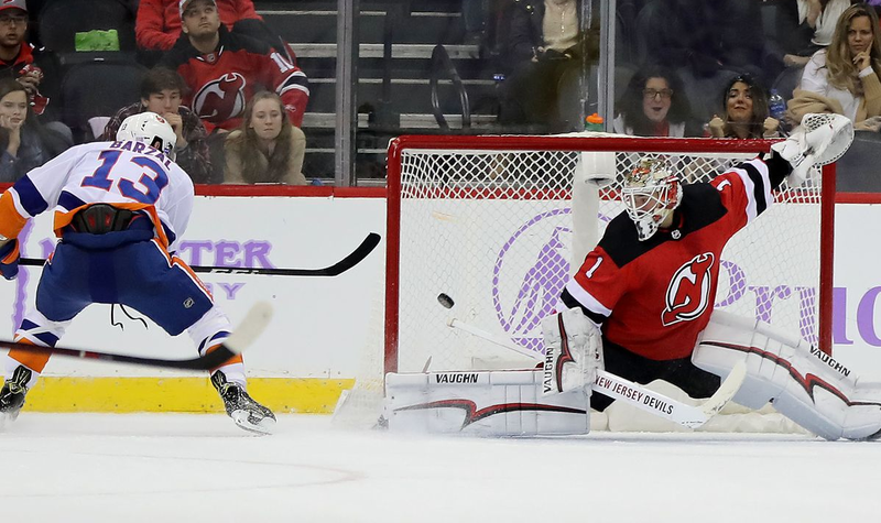 Devils-Islanders: Bet New Jersey On Road At Your Peril