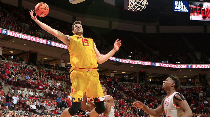 No. 19 Terrapins To Build Resume With Win At Ohio State