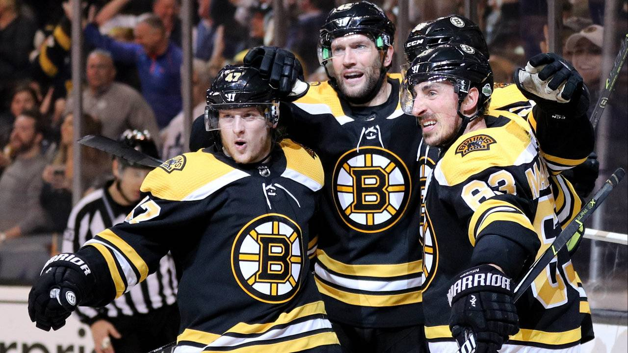 A Goalie Duel In Boston Means Go Under In Rangers-Bruins