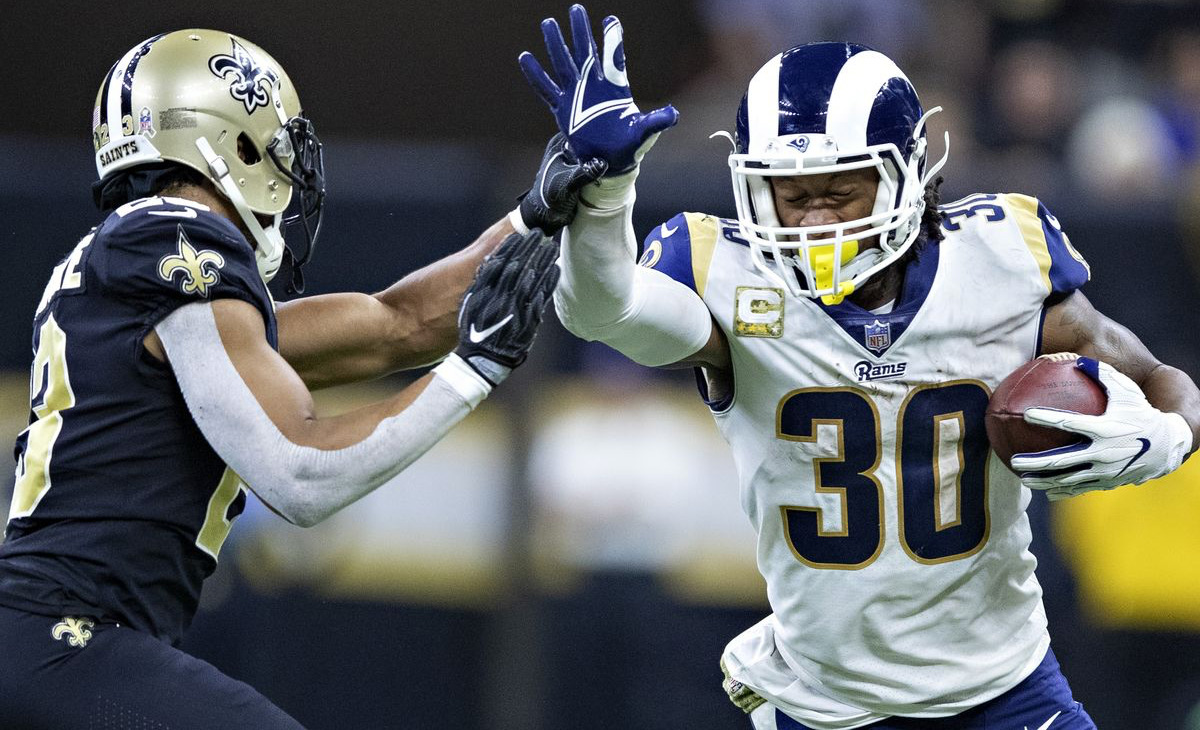 Rams Or Saints - Who Do Ya Love? Experts Tell Us What They Think!