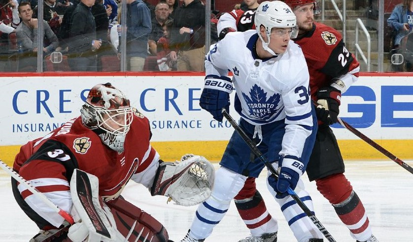 Doubling Down On Dogs In Coyotes-Leafs & Flames-Oilers