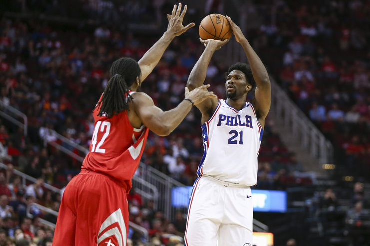 Sixers Have Rockets In Their Crosshairs On Monday Night