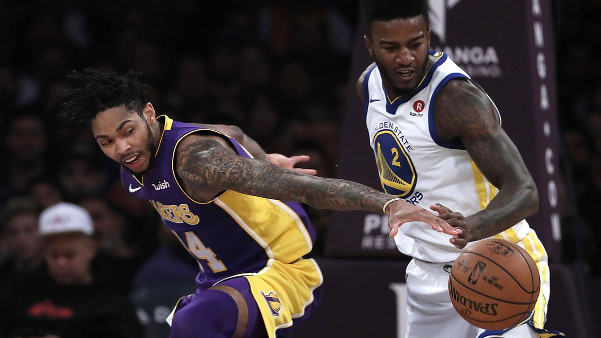 Warriors Will Run Over Banged-Up Lakers On Monday