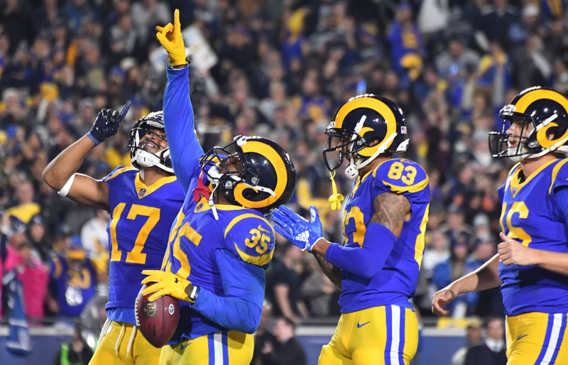 Nfc Home Team Trends Will Rams Jersey Choice Pay Off