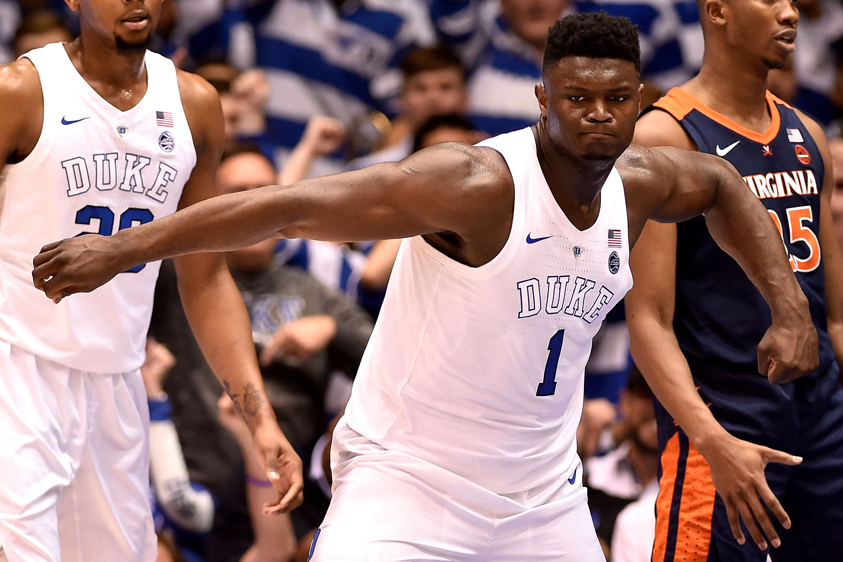Zion & No. 2 Duke On Letdown Alert At Pittsburgh Tuesday