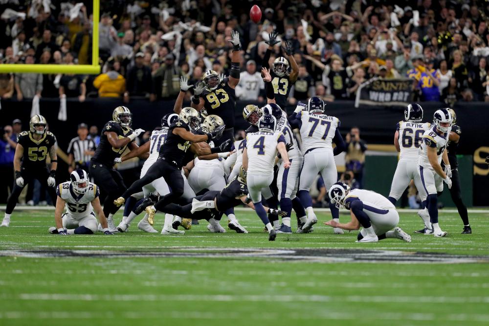 Super Bowl LIII: Could A Kicker Finally Win Game's MVP Award?