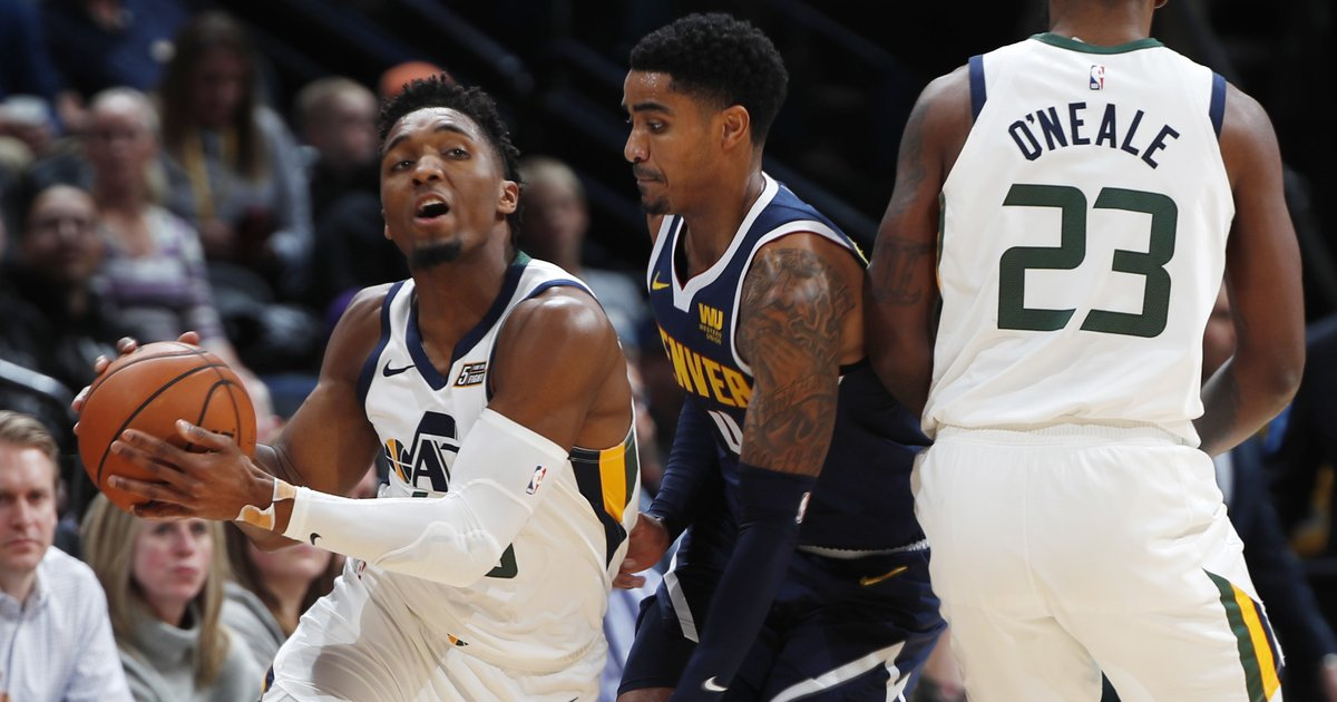 Nuggets-Jazz: Home Covering Trend In Series Continues For ESPN Game