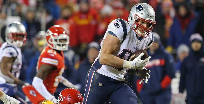 Super Bowl LIII: Might Gronk Make MVP History In Possible Final Game?