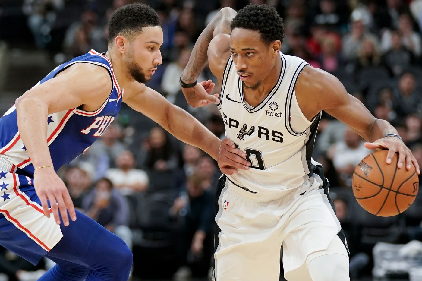 76ers Will Battle Health Issues As Well As Spurs On Wednesday