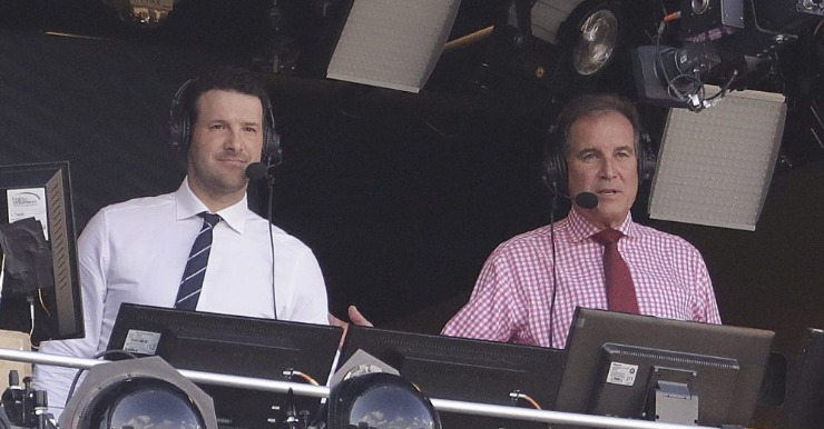 Prop Bets Blanket CBS Team's Nearly 12 Hours Of Super Bowl Coverage