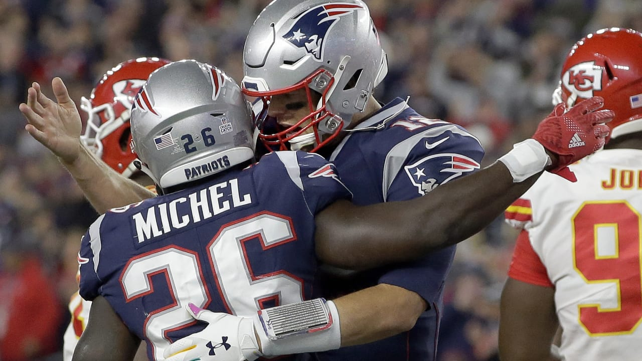 Offenses To Keep Clicking And Send Patriots-Rams Clash 'Over' Total