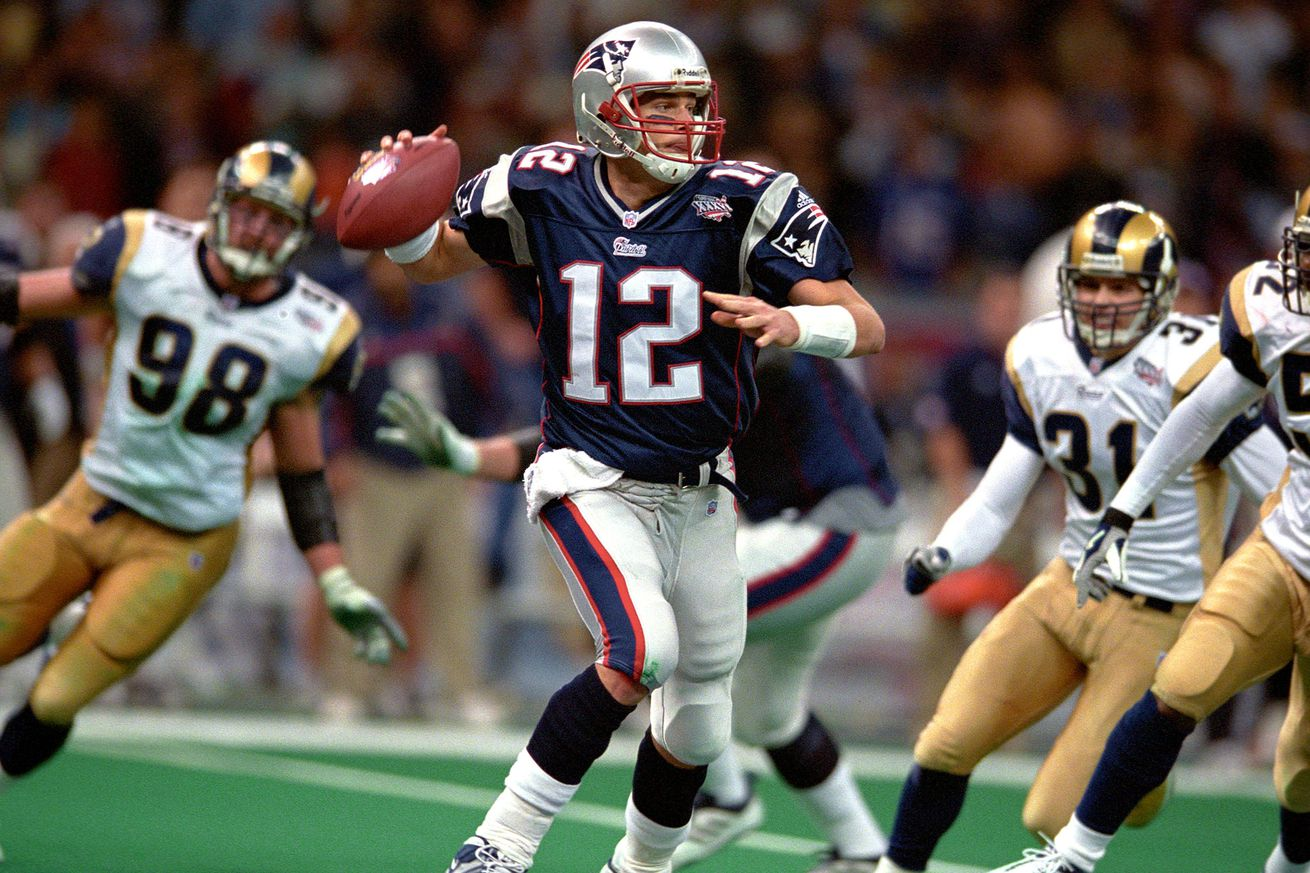 Tom Brady Beats His 40 Yard Dash Time From The 2000 Nfl Combine Picks