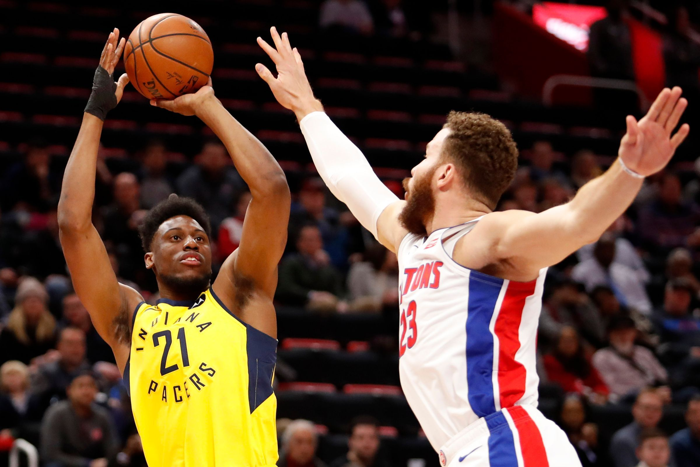 The Pacers Look to Snap Their Four Game Losing Streak Home Against Detroit