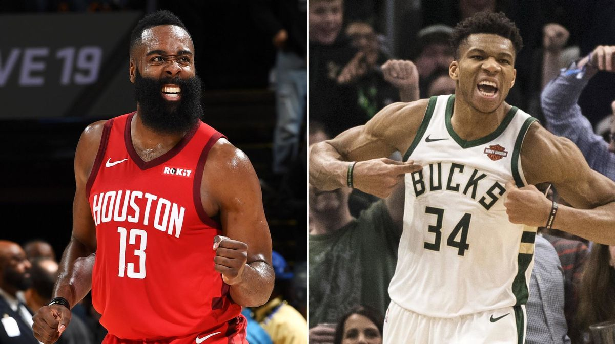 MVP Race By The Numbers: Giannis Over Harden
