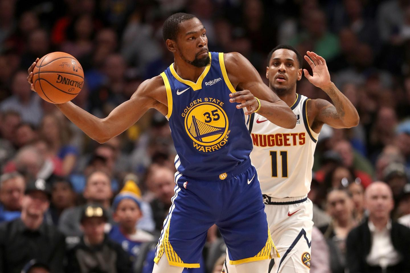 Go 'Over' With Nuggets-Warriors While Kings Should Cover Against Rockets