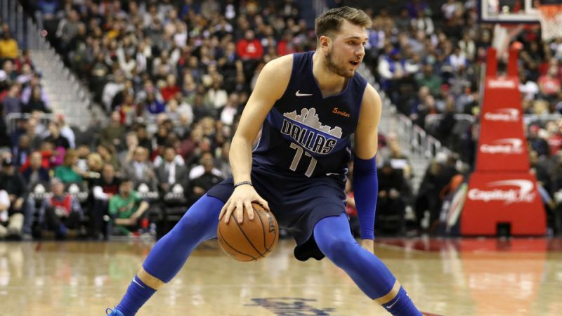 Luka Doncic vs. Trae Young: Rookie Of The Year By The Numbers
