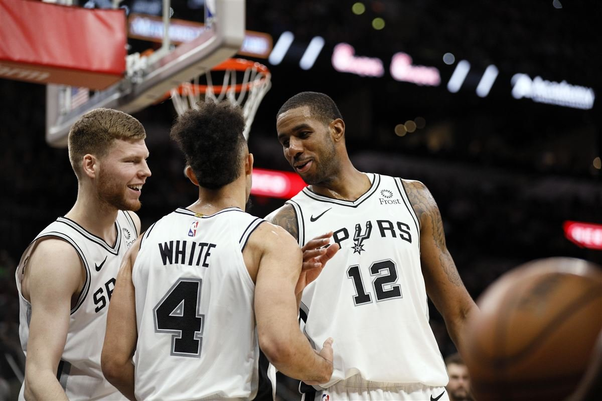 Spurs To Cover On The Road Against The Lowly Wizards