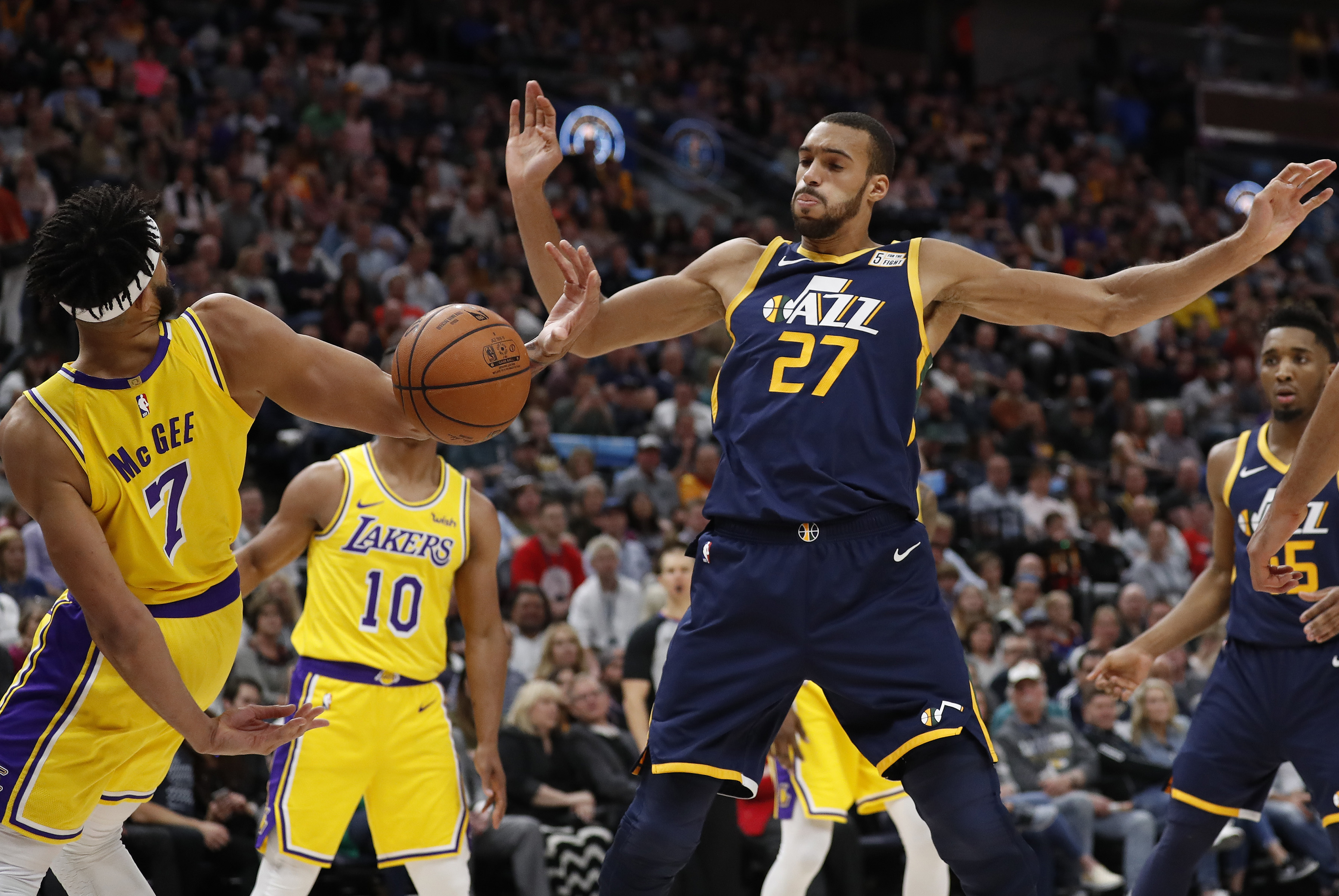 Jazz Will Blow Past G-League Lakers On Sunday