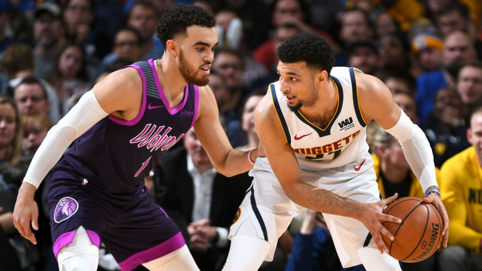 Last Stop: Go Over When Nuggets Host Wolves In Season Finale
