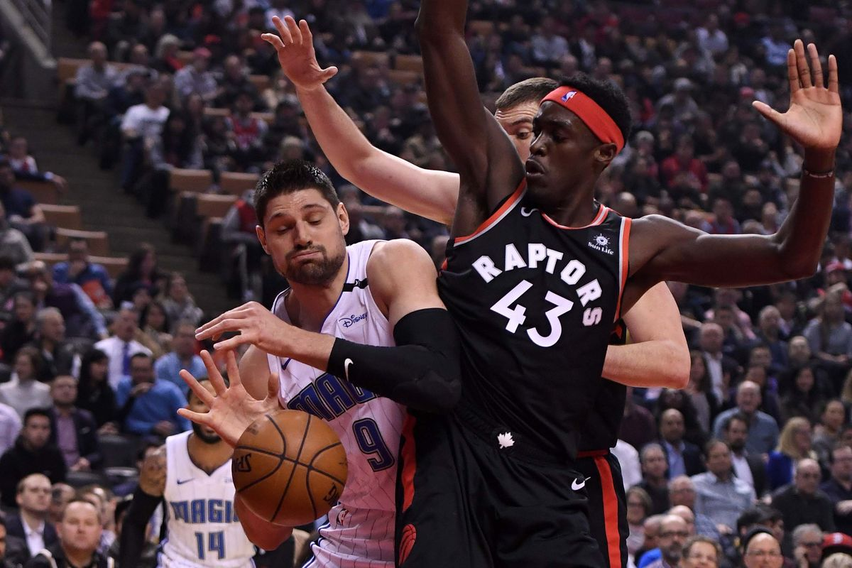 Series Price Odds & Predictions: The Magic Is In You, Raptors
