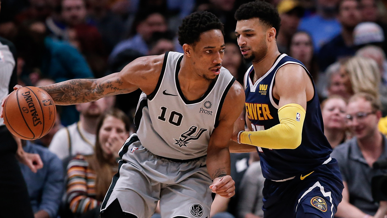 Playoffs Experience Make Spurs A Smart Bet For Game 1 Versus Better Seeded Nuggets