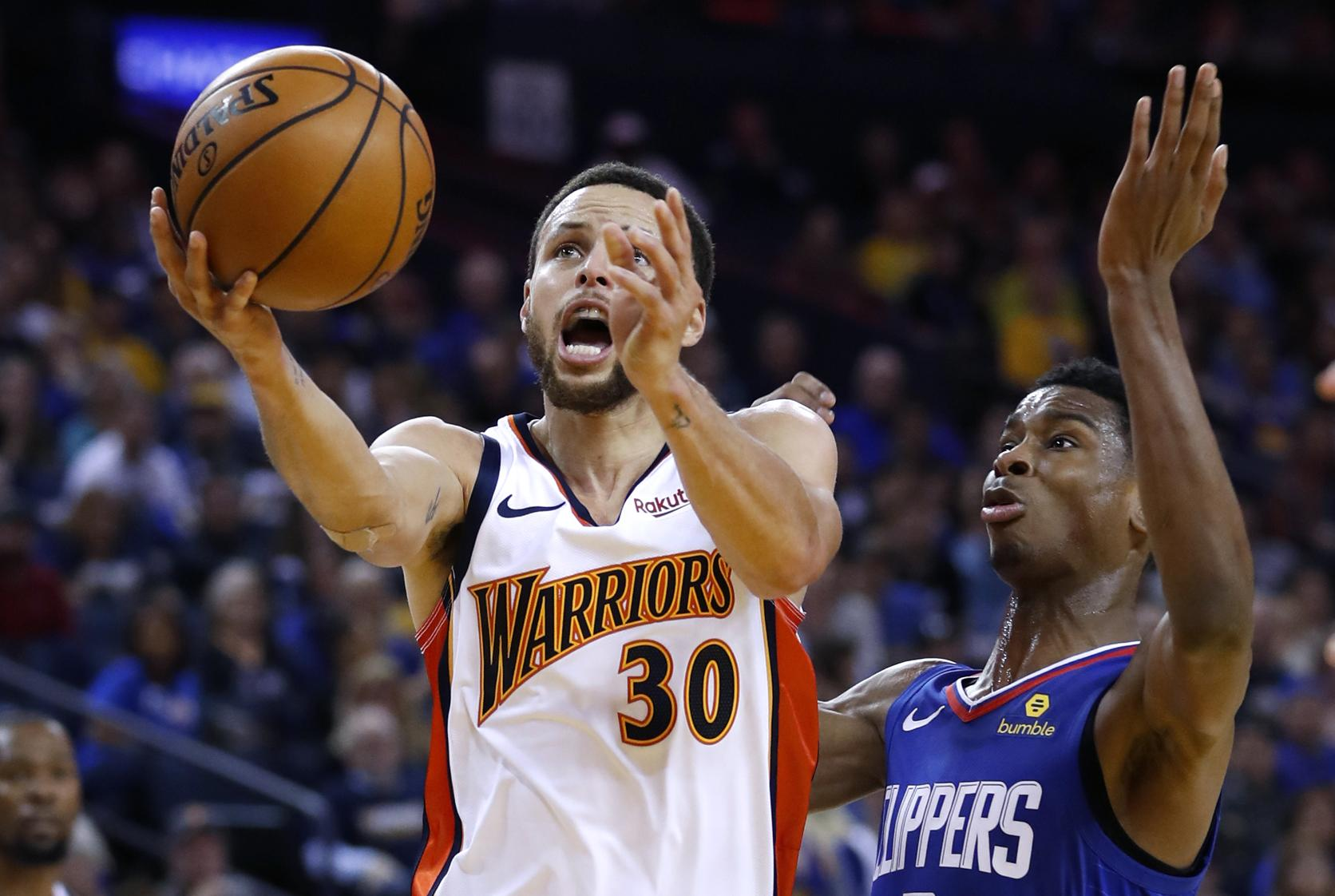 Warriors Will Have No Problem Scoring Early On Game 1