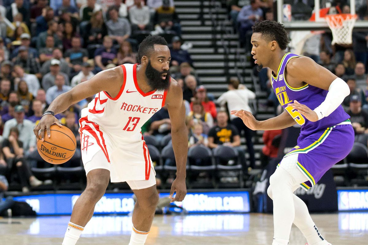 Massive Line Move Makes Over Right NBA Pick For Jazz-Rockets