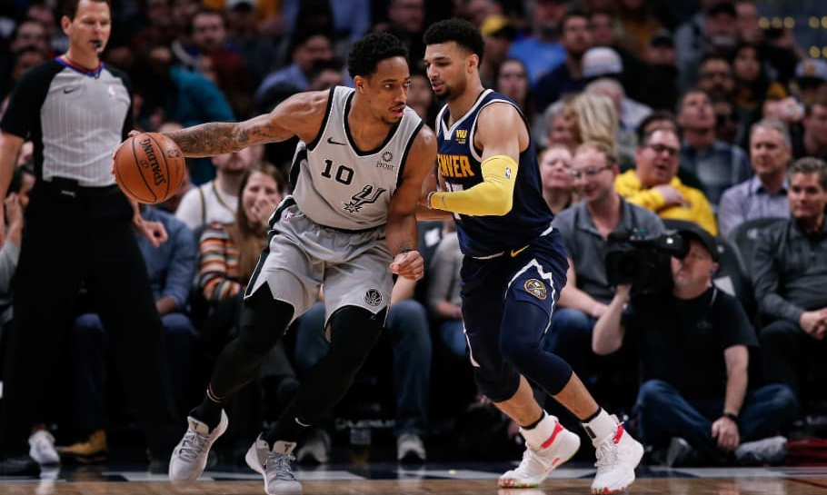 Ride My See-Saw: Bet Over For Spurs-Nuggets In Game 2
