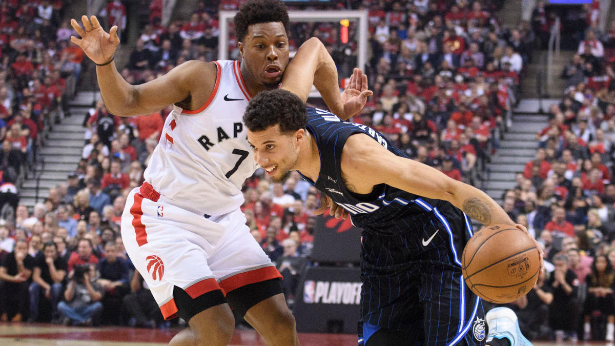 Raptors To Spoil Magics First Home Playoff Game In 7 Years