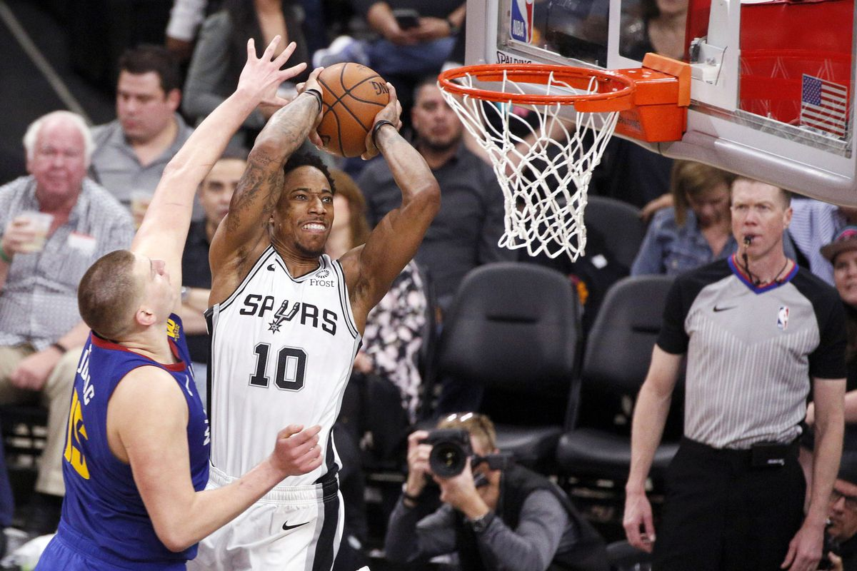Nuggets & Spurs Square Off; Can San Antonio Force Game 7?