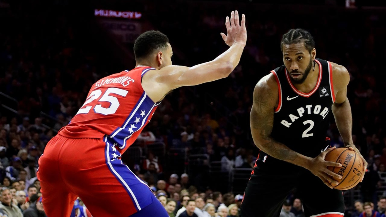 The Sixers are Prepared to Compete On the Road in Toronto Due to Their Star Power