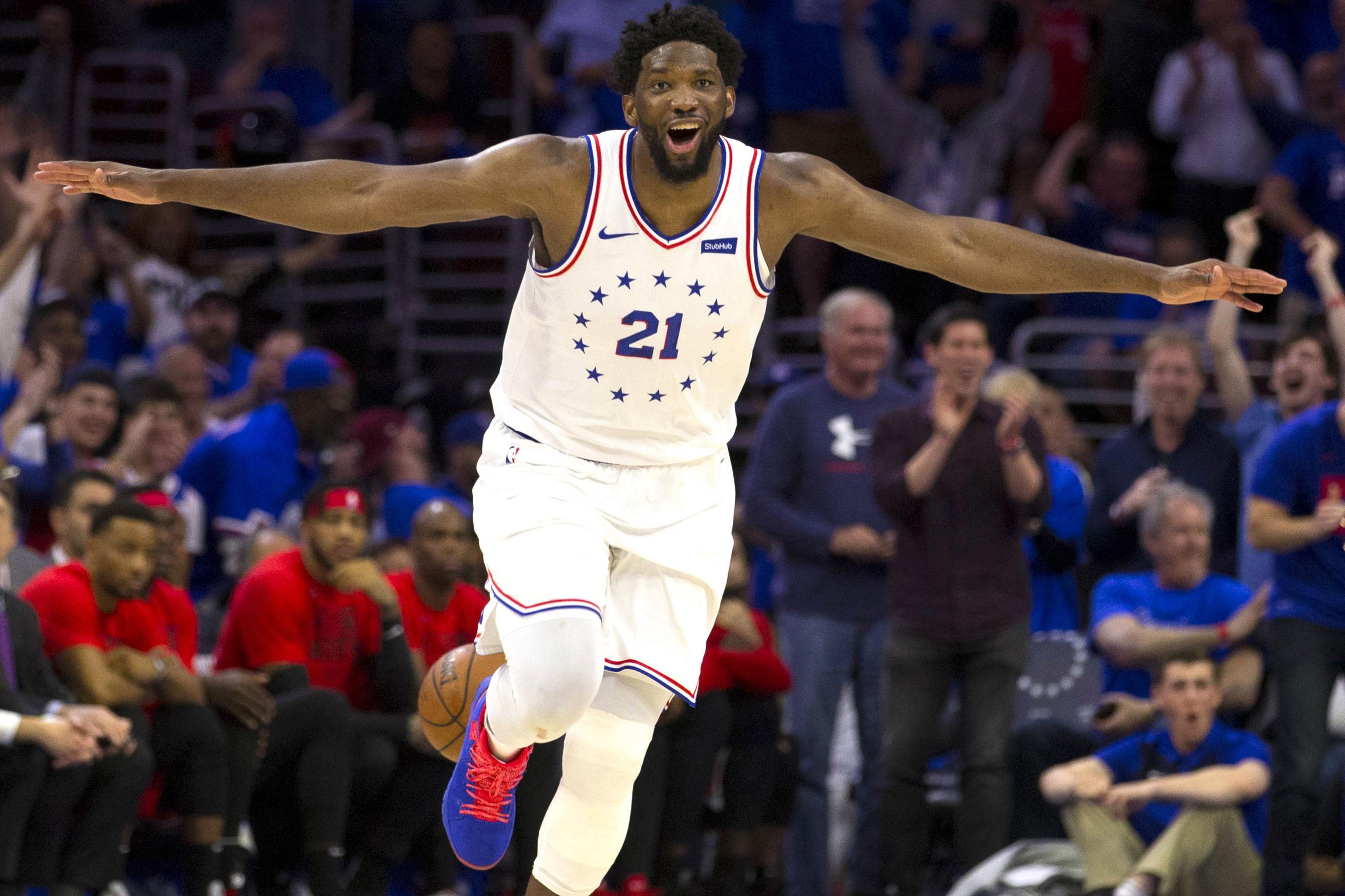 NBA Recap: Embiid Dominates As Sixers take 2-1 Lead On Raptors
