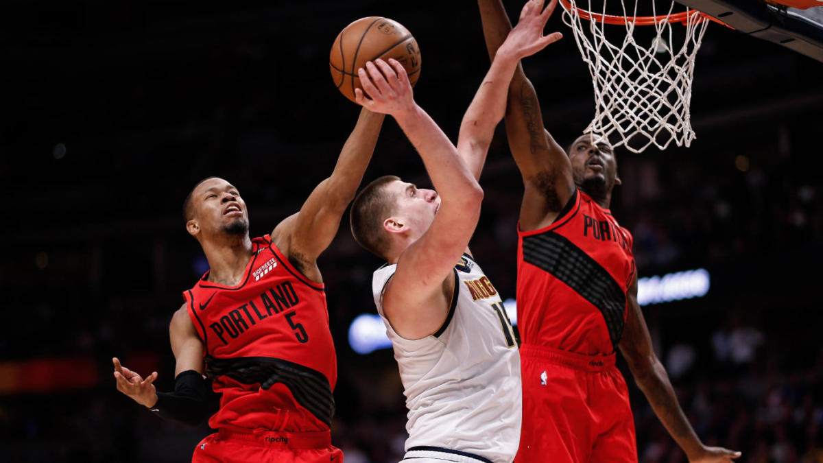 Can Blazers Shake Off A Banged Up Moe Harkless?