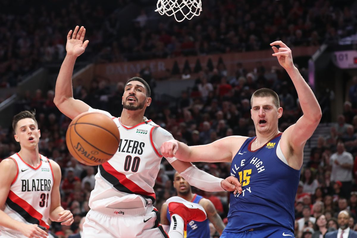 Portland And Denver Starters' Scoring Capacity WIll Be Limited In Game 4