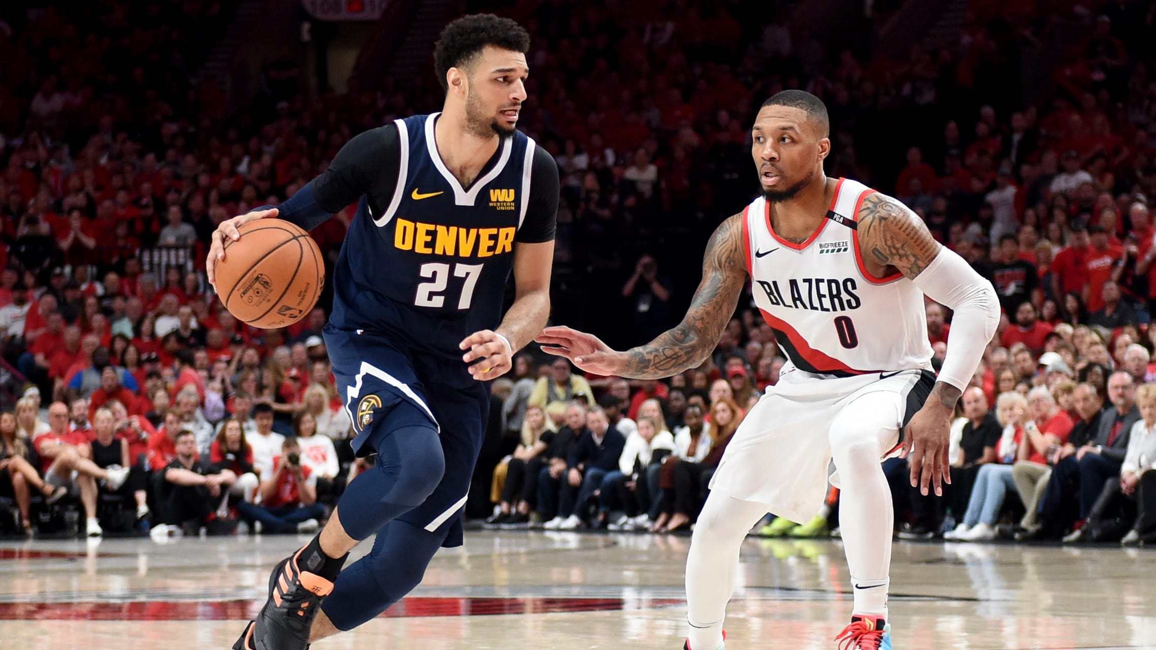 Fade The Public In Blazers vs. Nuggets Game 7