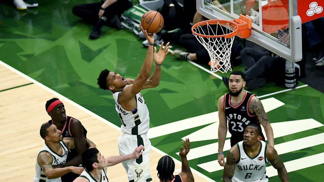 Bucks Are Money On The Money Line In Game 4 At Toronto