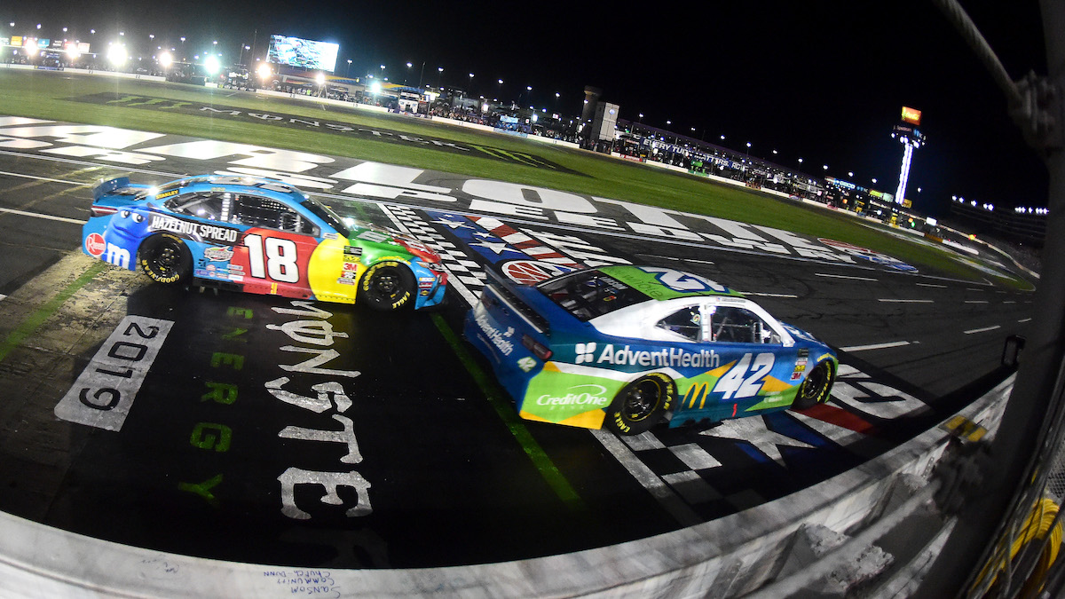 A Full Day of Motor Sports Betting Comes To A Close With Sunday Nights Coca-Cola 600
