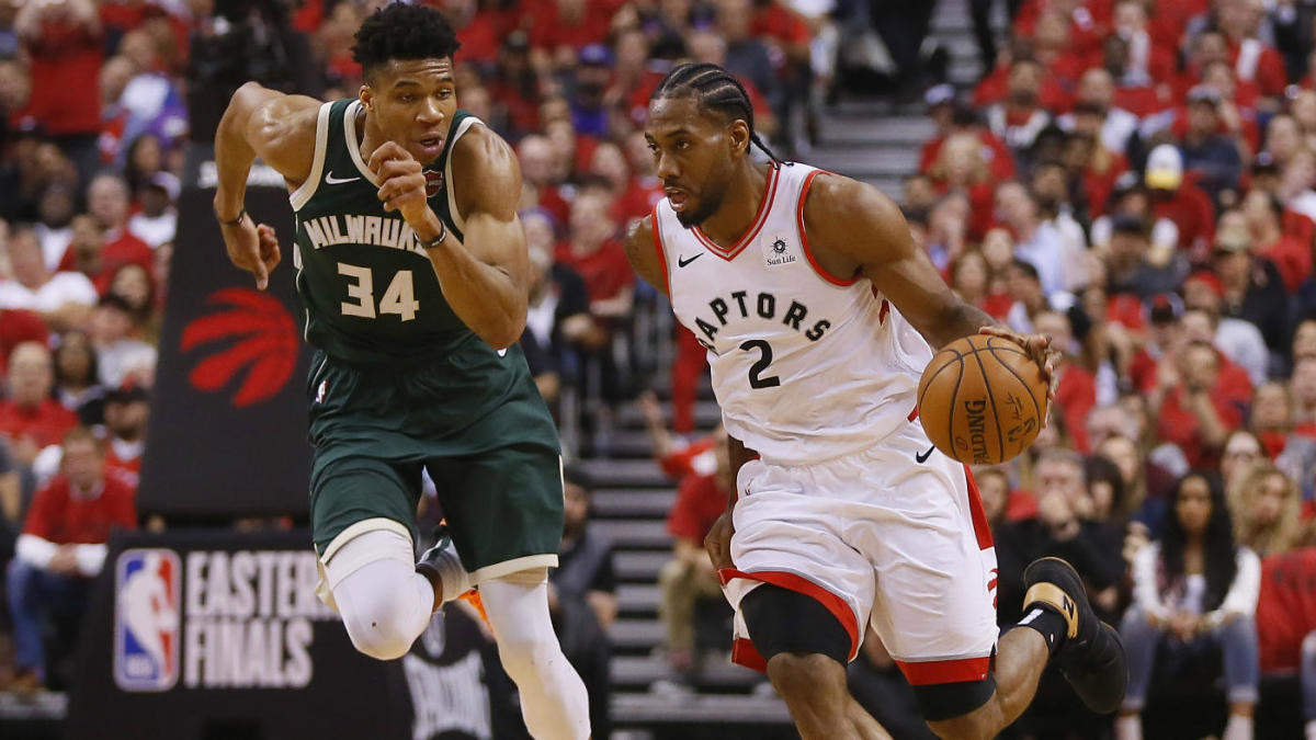 Raptors Have Caught Up But Are The Bucks Caught In The Headlights?