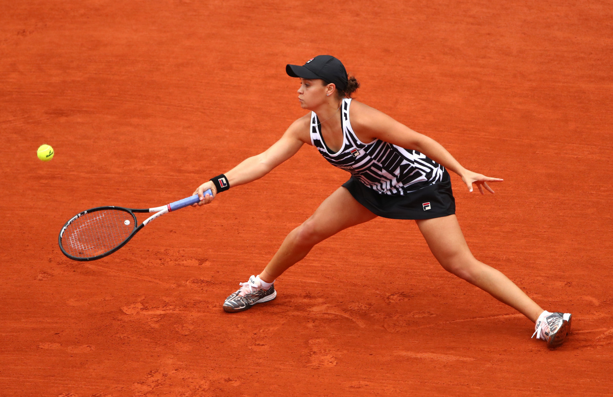 Barty To Prevail Against Keys In Roland Garros